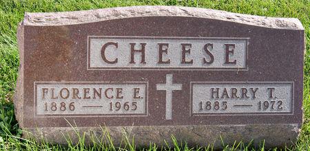 CHEESE, HARRY TURLEY - Taylor County, Iowa   HARRY TURLEY CHEESE