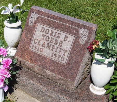KOBBE BOULTON, DORIS BETH - Taylor County, Iowa | DORIS BETH KOBBE BOULTON