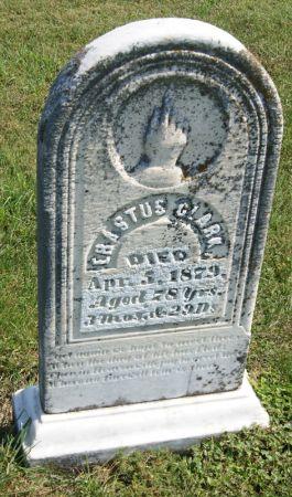 CLARK, ERASTUS - Taylor County, Iowa | ERASTUS CLARK
