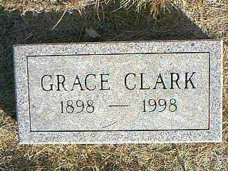 CLARK, GRACE - Taylor County, Iowa | GRACE CLARK