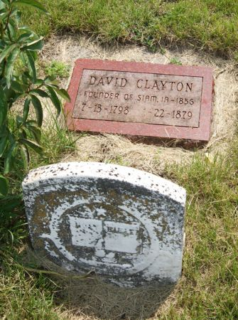 CLAYTON, DAVID - Taylor County, Iowa | DAVID CLAYTON