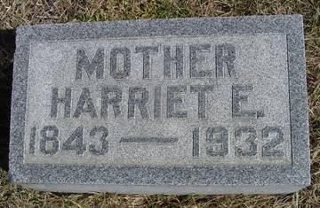CLAYTON, HARRIET - Taylor County, Iowa | HARRIET CLAYTON