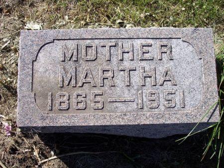 CLAYTON, MARTHA - Taylor County, Iowa | MARTHA CLAYTON