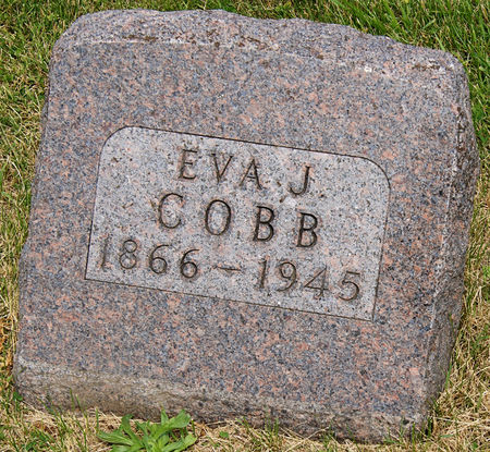 FLOREA COBB, DRUZELLA EVA JANE - Taylor County, Iowa   DRUZELLA EVA JANE FLOREA COBB