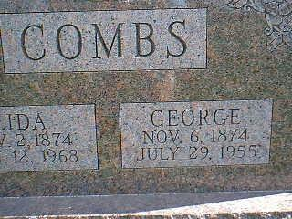 COMBS, GEORGE - Taylor County, Iowa | GEORGE COMBS