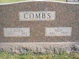 COMBS, NED - Taylor County, Iowa   NED COMBS