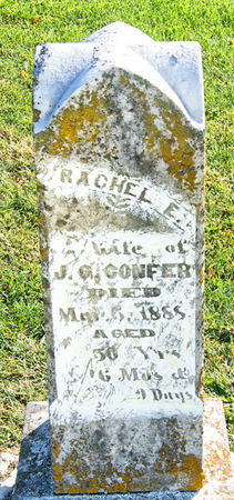 FORBES CONFER, RACHEL E. - Taylor County, Iowa | RACHEL E. FORBES CONFER