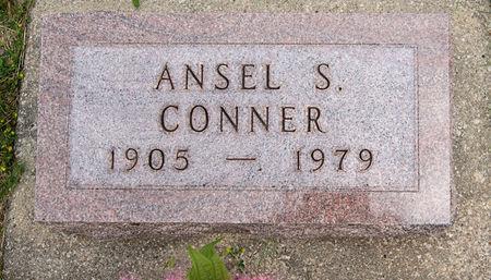 CONNER, ANSEL SHERIDAN - Taylor County, Iowa | ANSEL SHERIDAN CONNER