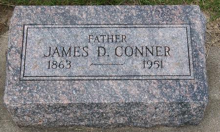 CONNER, JAMES D. - Taylor County, Iowa | JAMES D. CONNER