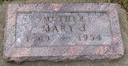CONNER, MARY JANE - Taylor County, Iowa | MARY JANE CONNER