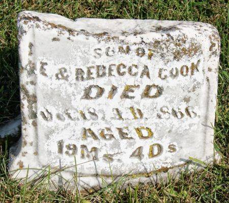 COOK, CHARLES A. - Taylor County, Iowa | CHARLES A. COOK
