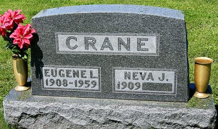 BIRD CRANE, NEVA JANE - Taylor County, Iowa | NEVA JANE BIRD CRANE