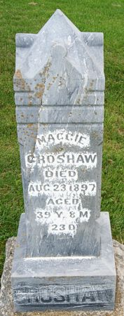 CROSHAW, MARGARET  E.