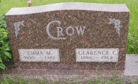 HEATHERINGTON CROW, EMMA MAE - Taylor County, Iowa | EMMA MAE HEATHERINGTON CROW