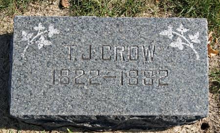 CROW, TYRESA JANE - Taylor County, Iowa | TYRESA JANE CROW