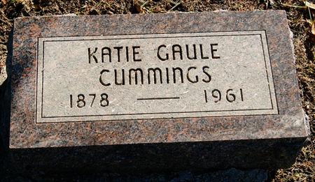 GAULE CUMMINGS, CATHERINE
