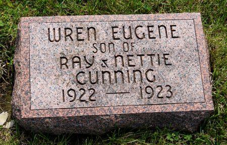 CUNNING, WREN EUGENE - Taylor County, Iowa | WREN EUGENE CUNNING