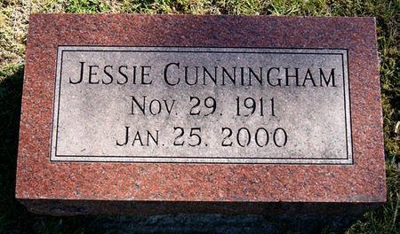 HEATHERINGTON CUNNINGHAM, JESSIE - Taylor County, Iowa | JESSIE HEATHERINGTON CUNNINGHAM