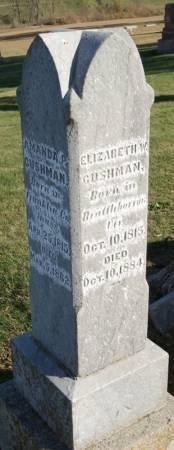 AGY, ELIZABETH WHITNEY - Taylor County, Iowa | ELIZABETH WHITNEY AGY