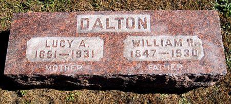 BALL DALTON, LUCY ANN - Taylor County, Iowa | LUCY ANN BALL DALTON