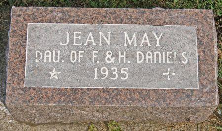 DANIELS, JEAN MAY - Taylor County, Iowa | JEAN MAY DANIELS