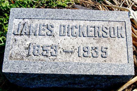 DICKERSON, JAMES - Taylor County, Iowa | JAMES DICKERSON