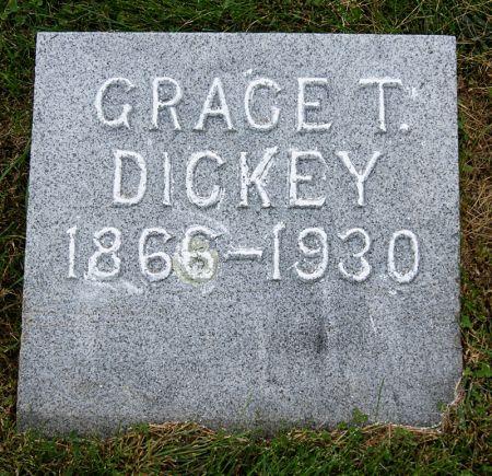 DICKEY, GRACE DARLING - Taylor County, Iowa | GRACE DARLING DICKEY