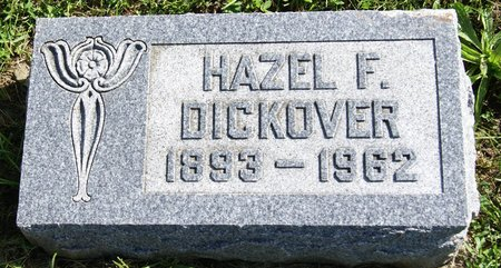 DICKOVER, HAZEL FLORENCE - Taylor County, Iowa | HAZEL FLORENCE DICKOVER