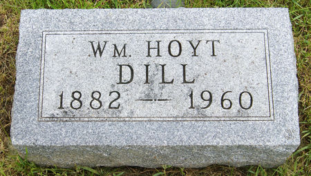 DILL, WILLIAM HOYT - Taylor County, Iowa | WILLIAM HOYT DILL