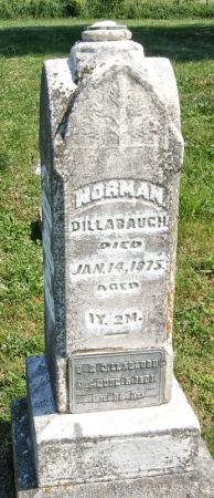 DILLABAUGH, NORMAN - Taylor County, Iowa | NORMAN DILLABAUGH