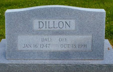 DILLON, DALE - Taylor County, Iowa | DALE DILLON