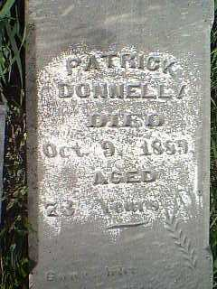 DONNELLY, PATRICK - Taylor County, Iowa | PATRICK DONNELLY