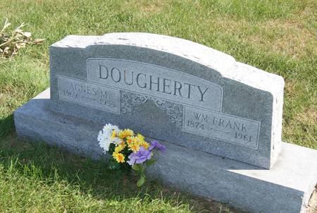 BIX DOUGHERTY, AGNES MARTHA - Taylor County, Iowa | AGNES MARTHA BIX DOUGHERTY