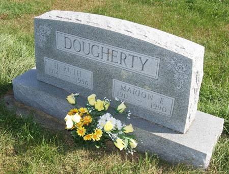 HATFIELD DOUGHERTY, HELEN RUTH - Taylor County, Iowa | HELEN RUTH HATFIELD DOUGHERTY