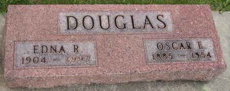 DOUGLAS, EDNA  M. - Taylor County, Iowa | EDNA  M. DOUGLAS