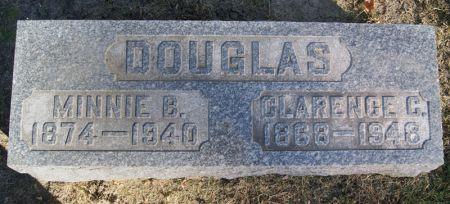DOUGLAS, CLARENCE CHARLES - Taylor County, Iowa | CLARENCE CHARLES DOUGLAS