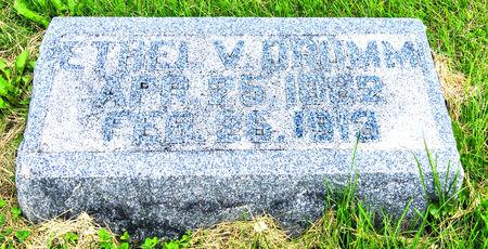 CLARK DRUMM, ETHEL VIOLA - Taylor County, Iowa   ETHEL VIOLA CLARK DRUMM