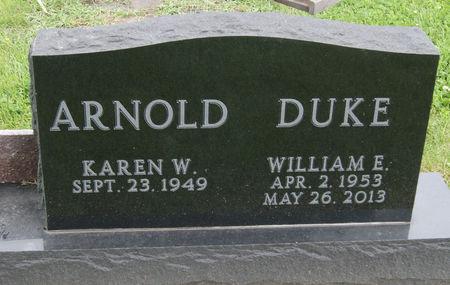 DUKE, WILLIAM EDWIN