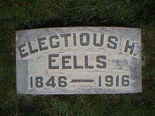 EELLS, ELECTIOUS - Taylor County, Iowa | ELECTIOUS EELLS