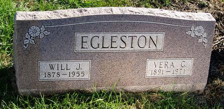 EGLESTON, WILL JAY - Taylor County, Iowa | WILL JAY EGLESTON