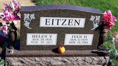 EITZEN, IVAN DUANE - Taylor County, Iowa | IVAN DUANE EITZEN