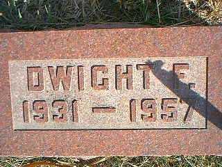 ELSE, DWIGHT F. - Taylor County, Iowa   DWIGHT F. ELSE