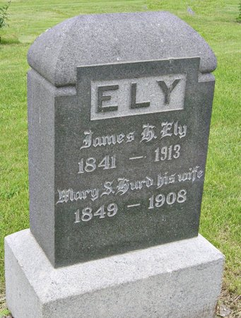 HURD ELY, MARY SOPHRONIA - Taylor County, Iowa | MARY SOPHRONIA HURD ELY