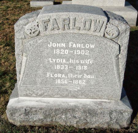 FARLOW, JOHN - Taylor County, Iowa | JOHN FARLOW