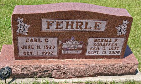 SCHAFFER FEHRLE, NORMA - Taylor County, Iowa | NORMA SCHAFFER FEHRLE