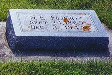FILBERT, NORRIS EDMUND - Taylor County, Iowa | NORRIS EDMUND FILBERT