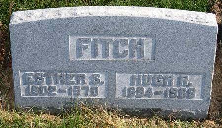 FITCH, ESTHER LUCILE - Taylor County, Iowa | ESTHER LUCILE FITCH