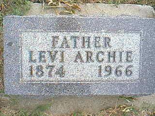 FLEMING, LEVI ARCHIE - Taylor County, Iowa | LEVI ARCHIE FLEMING