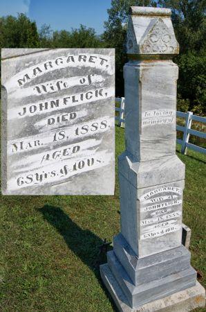 PATTON FLICK, MARGARET - Taylor County, Iowa | MARGARET PATTON FLICK