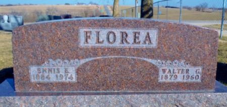 FLOREA, ENNIS E. - Taylor County, Iowa | ENNIS E. FLOREA